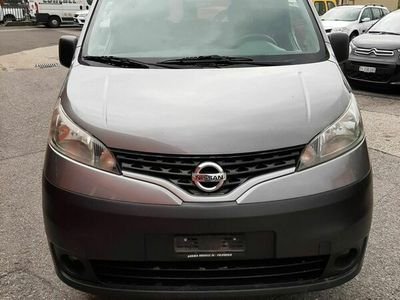 gebraucht Nissan NV200 7 posti