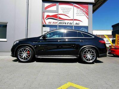 gebraucht Mercedes GLE63 AMG GLE-KlasseAMG GLE Coupé 63 S AMG 4Matic Speedshift