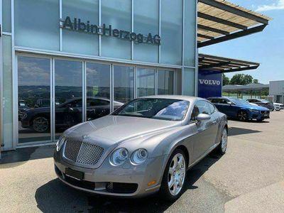 gebraucht Bentley Continental GT Mulliner Driving Spec. 6.0 V12