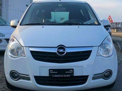 gebraucht Opel Agila Agila 1.2 Enjoy Automatic1.2 Enjoy Automatic