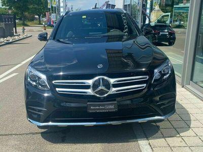 gebraucht Mercedes GLC350 d AMG Line 4Matic 9G-Tronic