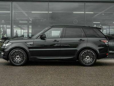 gebraucht Land Rover Range Rover Sport Sport RR 4.4SDV8 HSE 340CV *2 ANS DE GARANTIE*