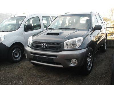gebraucht Toyota RAV4 RAV42.0 D4D Linea Luna
