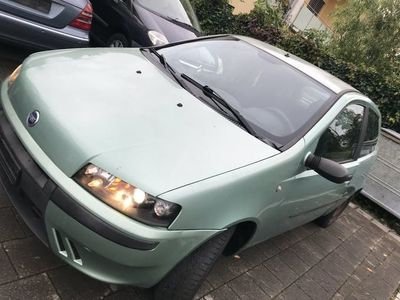 gebraucht Fiat Punto 1 2 ab mfk