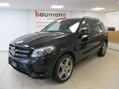 gebraucht Mercedes GLE350 GLE-Klassed Executive 4Matic 9G-Tronic