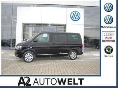 gebraucht VW Multivan T5Highline Navi Chrompaket AHK DSG