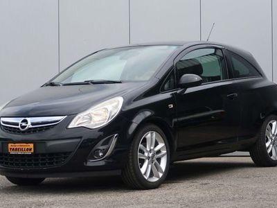 gebraucht Opel Corsa 1.4i 16V TP Color Ed.