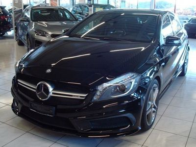 gebraucht Mercedes A45 AMG 4Matic Speedshift 7G-DCT