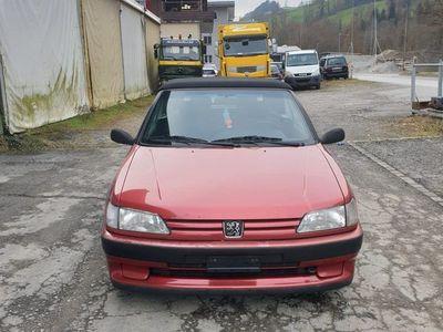 gebraucht Peugeot 306 Cabriolet 1.8