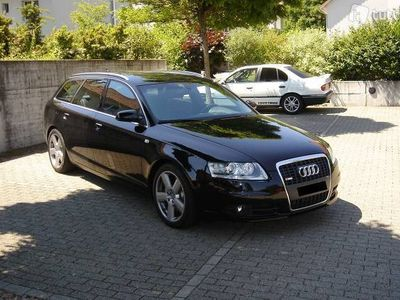 gebraucht Audi A6 Avant 2.8 FSI multitronic