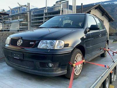 gebraucht VW Polo Polo Wv2002 Jahrgang 1.4l 16v