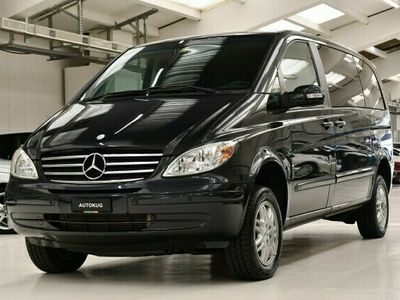 gebraucht Mercedes Viano 2.2CDI Trend 4-Matic