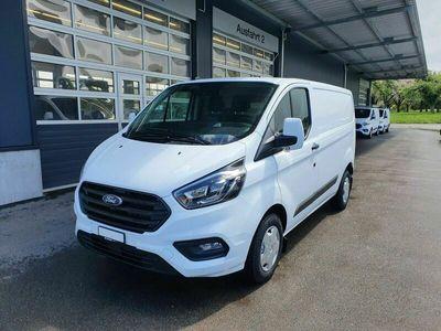 gebraucht Ford 300 Transit Custom VanL1 2.0 TDCi 130 Trend