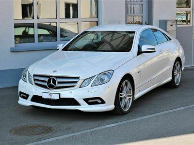 gebraucht Mercedes E350 CDI BlueEfficiency 7G-Tronic AMG-Line