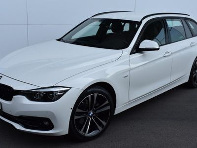 gebraucht BMW 320 d xDrive Touring Edition Sport Line Steptronic