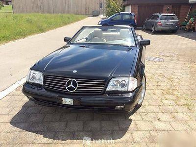 gebraucht Mercedes 280 Fahrspass Cabrio