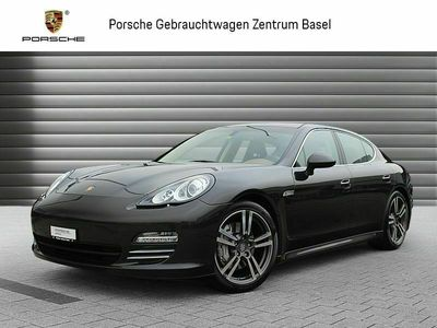gebraucht Porsche Panamera Panamera 4.8 V8 4S PDK4.8 V8 4S PDK