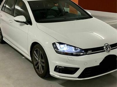 gebraucht VW Golf VII Golf Volkswagen Golf 7 TSI 1.4 R Line Golf VolkswagenTSI 1.4 R Line