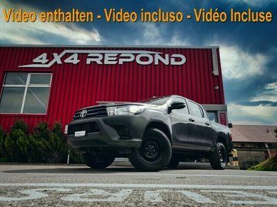 gebraucht Toyota HiLux 2.4D-4D Luna Double Cab 4x4