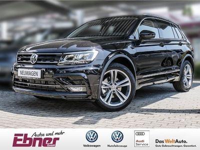 gebraucht VW Tiguan R-LINE IQ.DRIVE 1.5TSI DSG LED AHK NAVI