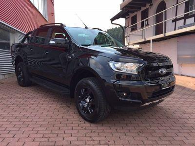 gebraucht Ford Ranger Black Edition 3.2 TDCi 4x4 A