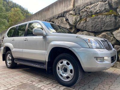 gebraucht Toyota Land Cruiser 4.0 V6 Linea Luna