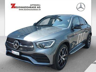 gebraucht Mercedes E300 GLC-Klasse GLC d 4Matic Coupé AMG Line
