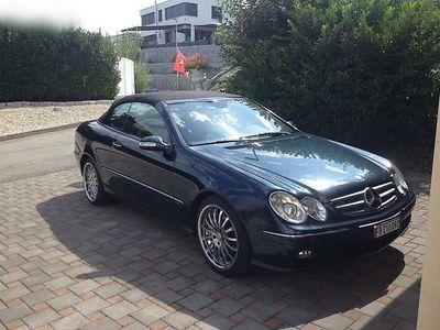 gebraucht Mercedes CLK350 CLK Schöner MercedesCabriolet