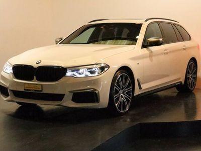 gebraucht BMW M550 5er d xDrive SAG