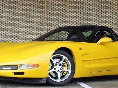 gebraucht Chevrolet Corvette 5.7 LS1 Convertible A 49'800km 04.2001