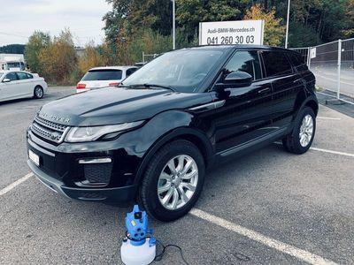 gebraucht Land Rover Range Rover evoque 2.0 TD 9G-Automat 4x4 SE 150 P
