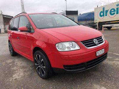 gebraucht VW Touran 1.9 Diesel