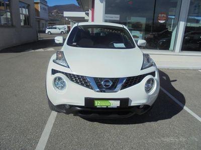 gebraucht Nissan Juke 1.6 acenta Xtronic CVT