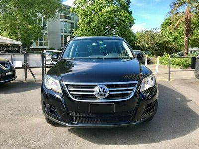 gebraucht VW Tiguan – Sport & Style – 4 Motion – 2.0 TDI