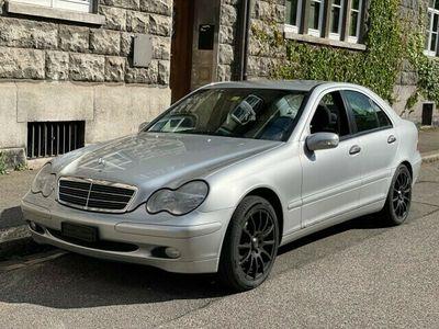 gebraucht Mercedes C200 C-KlasseKompressor Classic