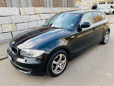 gebraucht BMW 120 1er i FACELIFT AB MFK: 06.2019 KM: 171000 AB SERVICE