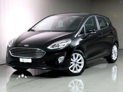 gebraucht Ford Fiesta 1.0 EcoB 125 Titanium