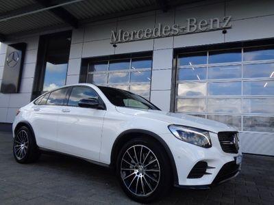gebraucht Mercedes 250 GLC CoupéAMG Line 4Matic 9G-Tronic