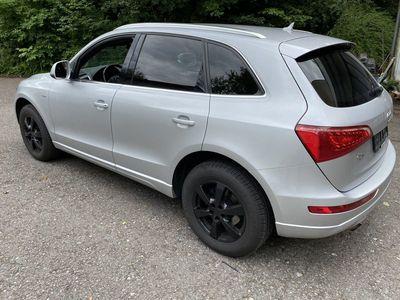 gebraucht Audi Q5 2.0 TFSI quattro S Line mit MFK