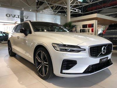 gebraucht Volvo V60 T6 eAWD R-Design