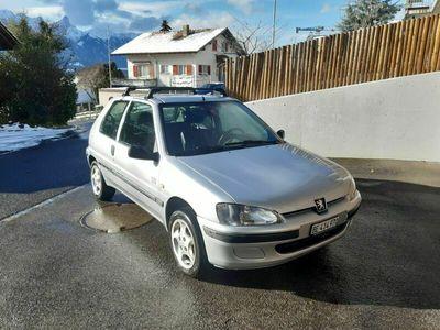 gebraucht Peugeot 106 106 1.1 Sinsiba Edition1.1 Sinsiba Edition