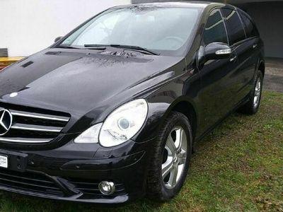 gebraucht Mercedes R300 R-Klasse R 300 (280) CDI 4Matic 7G-Tronic R-Klasse(280) CDI 4Matic 7G-Tronic