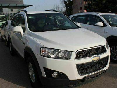 gebraucht Chevrolet Captiva 2.2 VCDi LT 4WD Automatic