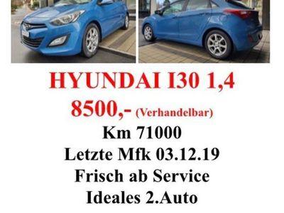 gebraucht Hyundai i30 1,4
