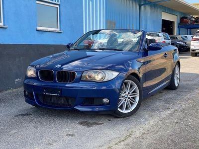 gebraucht BMW 120 Cabriolet d *M-Paket*