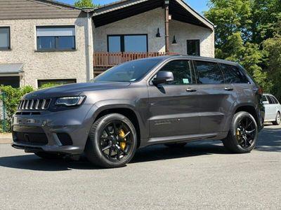 gebraucht Jeep Grand Cherokee 6.2 V8 HEMI Trackhawk Automatic