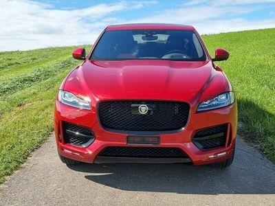 gebraucht Jaguar F-Pace 3.0 TD R-Sport AWD Automatik