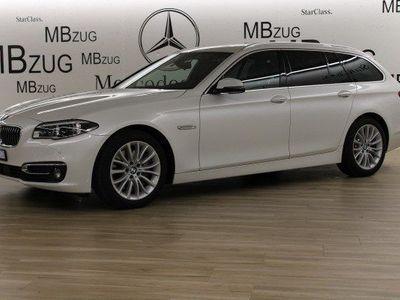 gebraucht BMW 528 i xDrive TouringLuxury