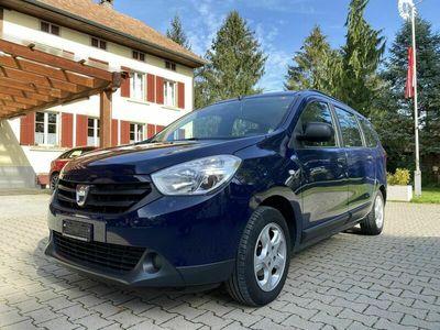 gebraucht Dacia Lodgy 1.6 [MFK Oktober 2020]