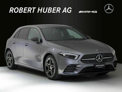 gebraucht Mercedes A200 A-Klasse A 200 AMG Line 7G-DCT A-KlasseAMG Line 7G-DCT